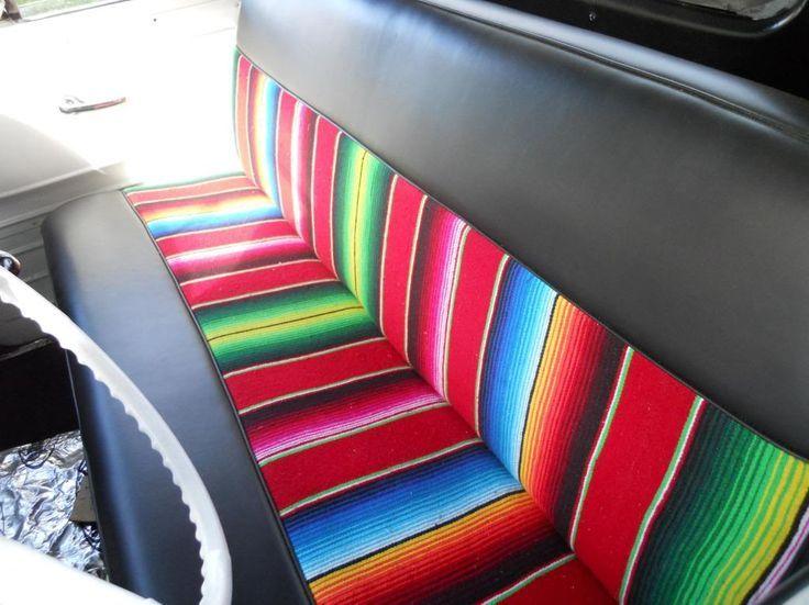 Bahan Mexican Blanket