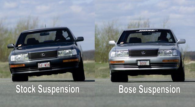 Bose Active Suspension 2