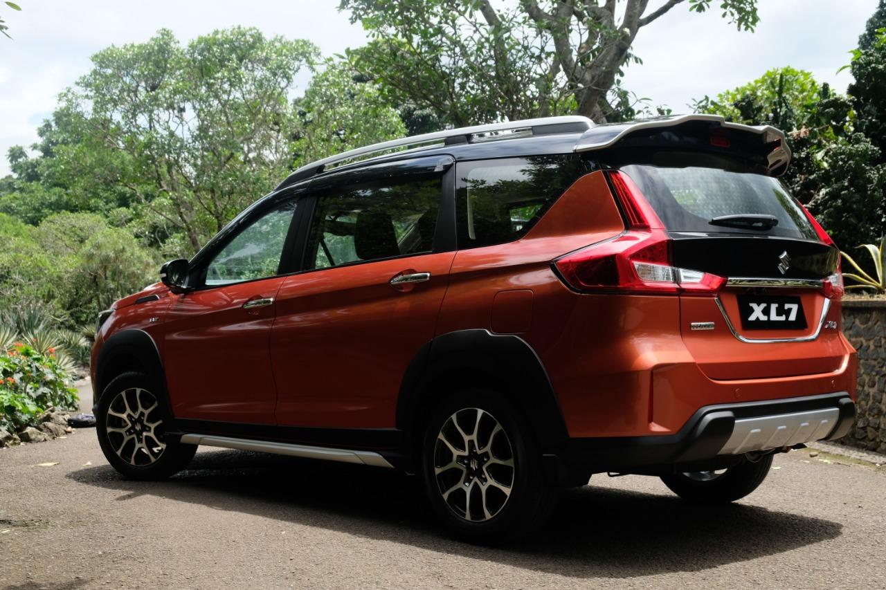 Suzuki XL7 Moncer