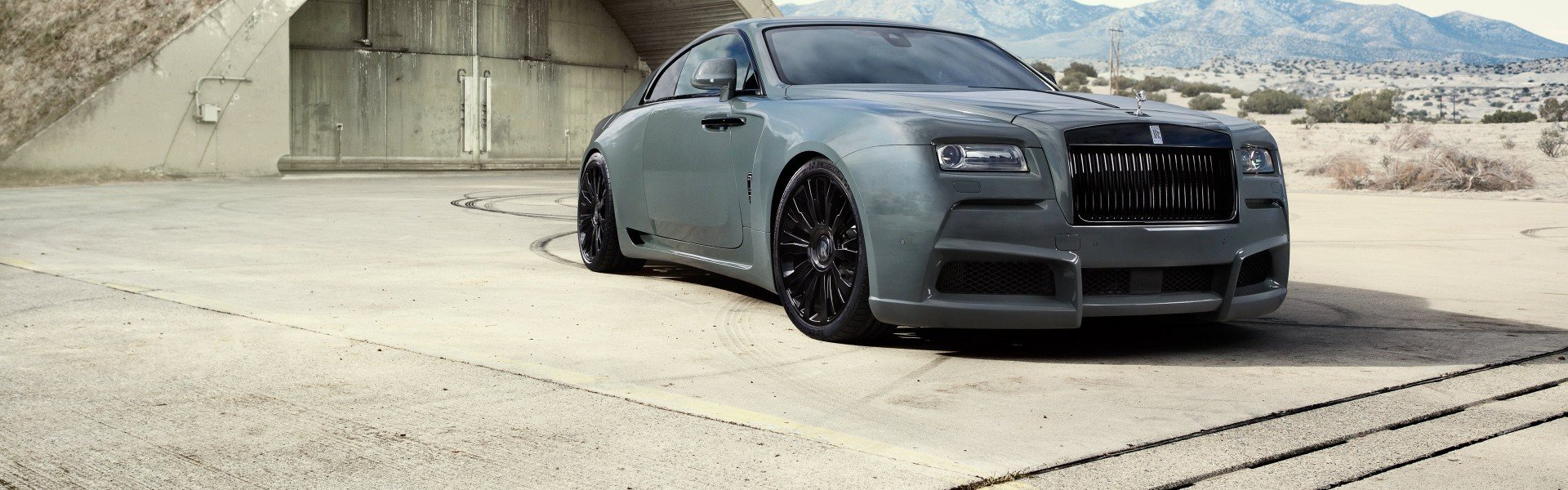 Novitec Rolls Royce ni
